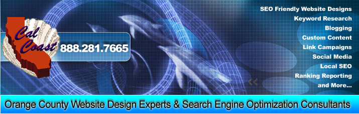 Orange County SEO Consultants & Expert Web Designers Search Blog by Cal Coast Web Design